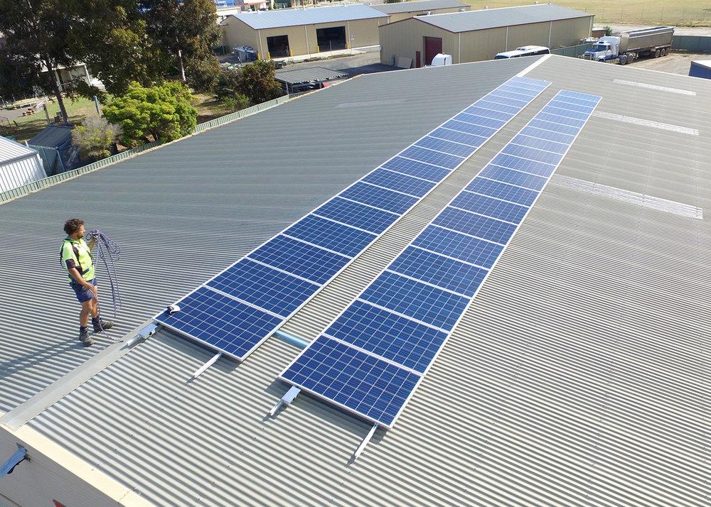 solar companies melbourne