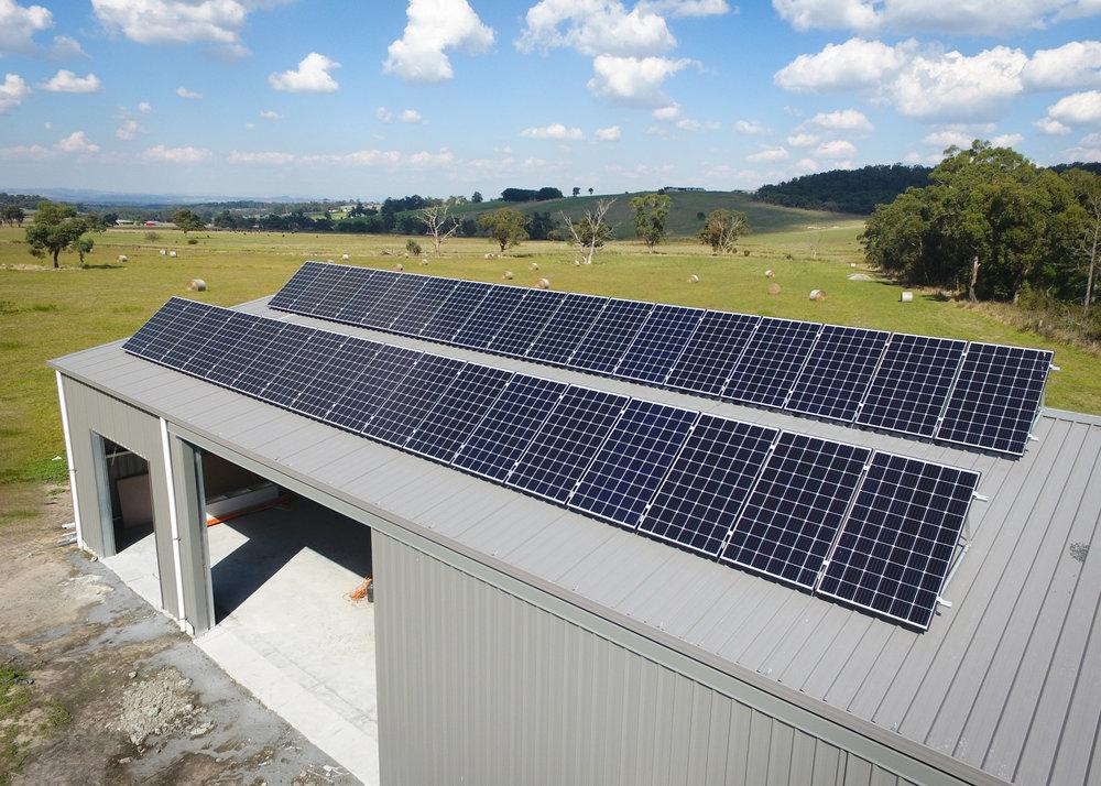 solar energy melbourne