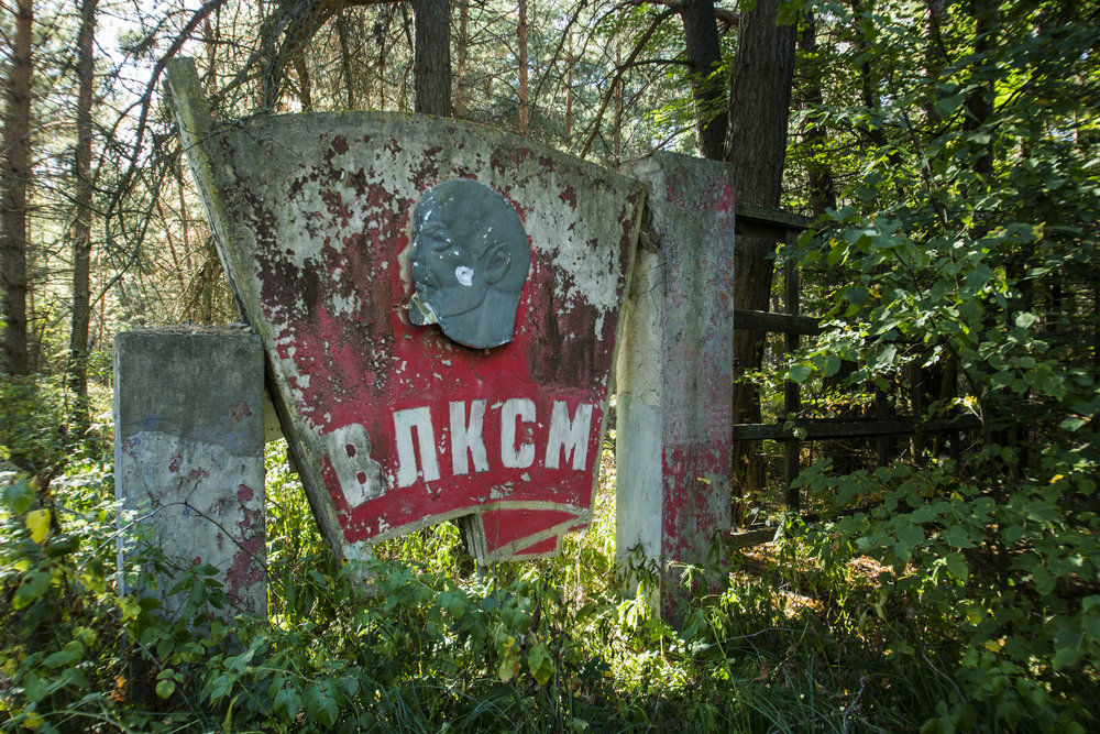 Military encampments, crucial to the Soviet's spying on the West had to be abandoned.