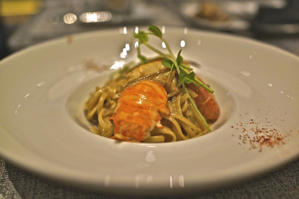 LGB Lobster linguine