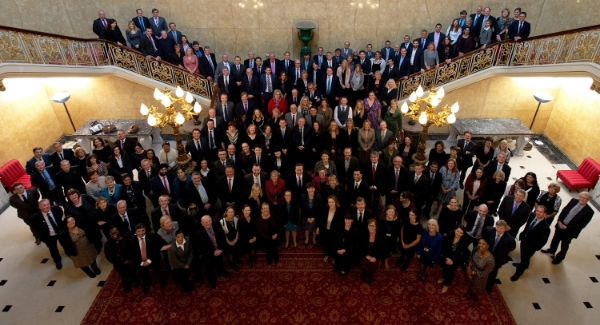 Lancaster House - group photo.jpg