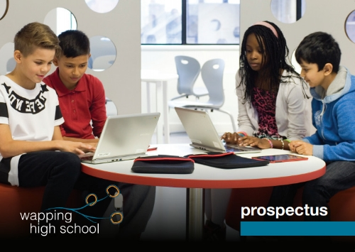 WappingHighSchool-Prospectus_2014-2015