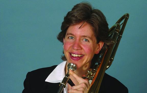 Rachel Thomas, trombone