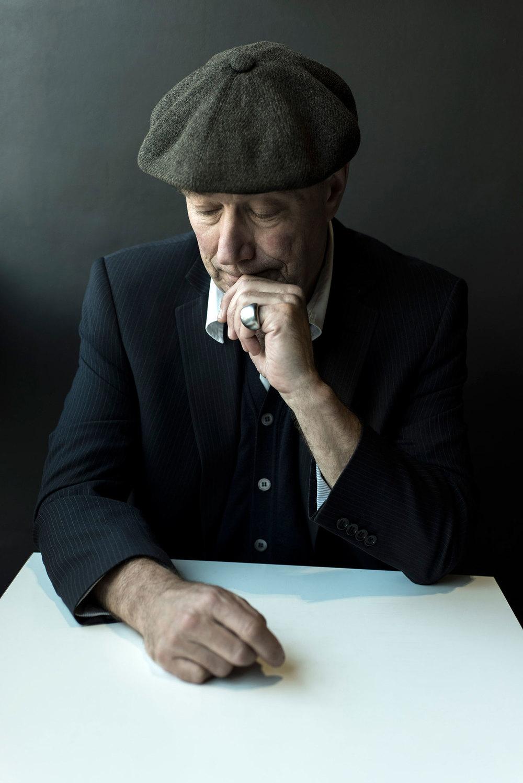 John Watts Musician Portrait