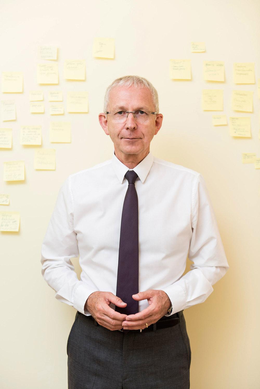 Sussex Businessman Portrait