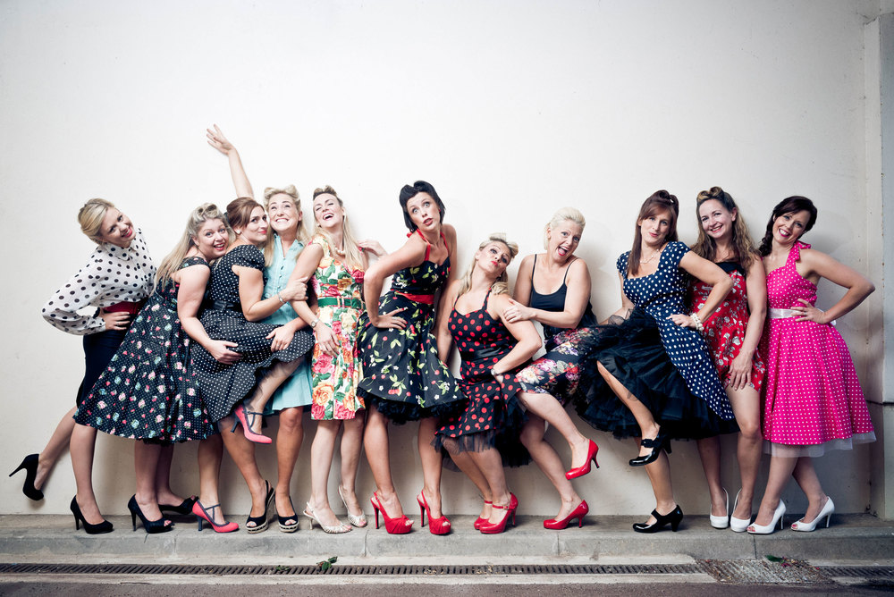 Brighton Hen Do Photography