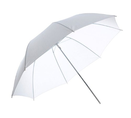 white-umbrella