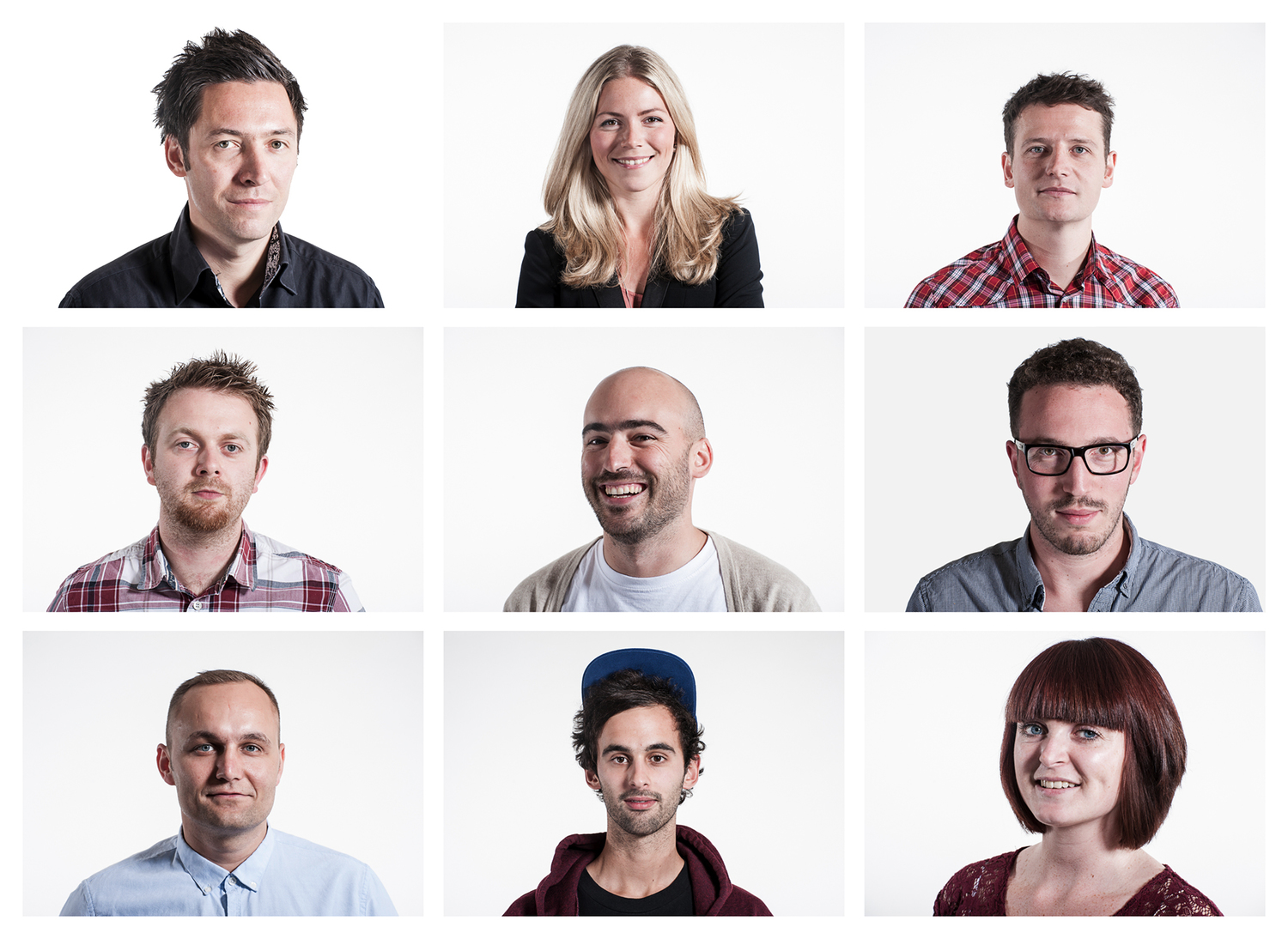 10 tips to look good in business head shots / professional