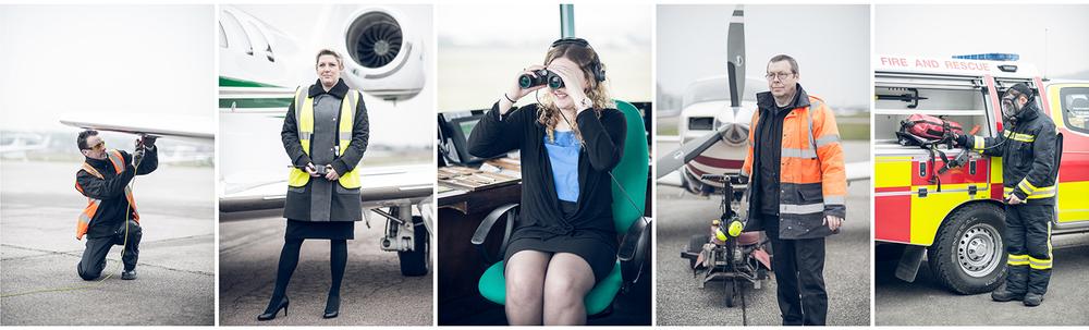 Airport Staff