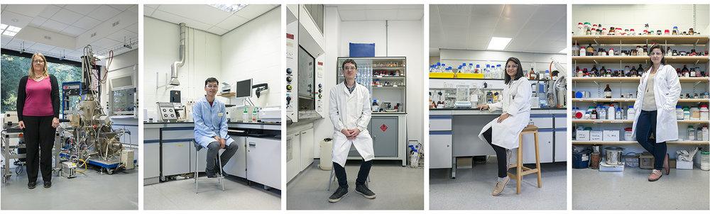 Chemistry Technicians