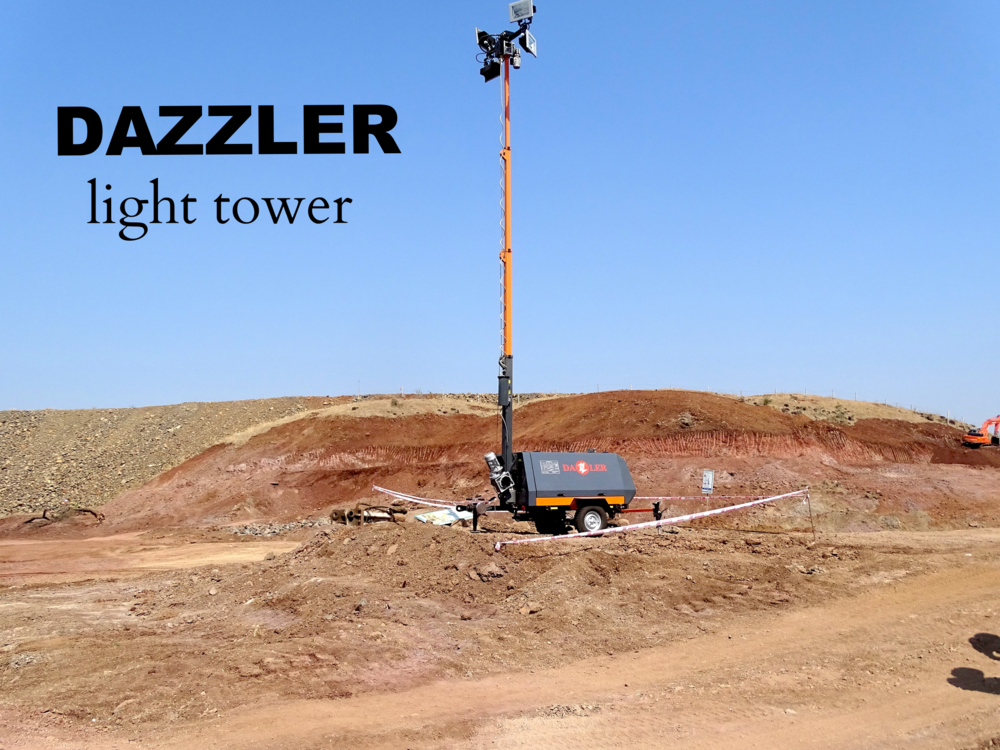 DAZZLER LIGHT TOWER