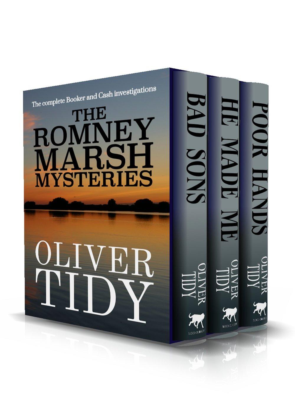 Romney Marsh Mysteries, The - Oliver Tidy.jpg