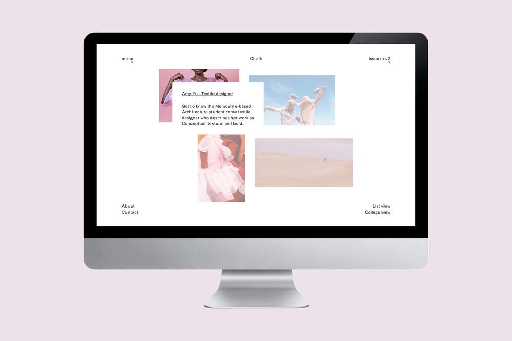 Chalk website 2