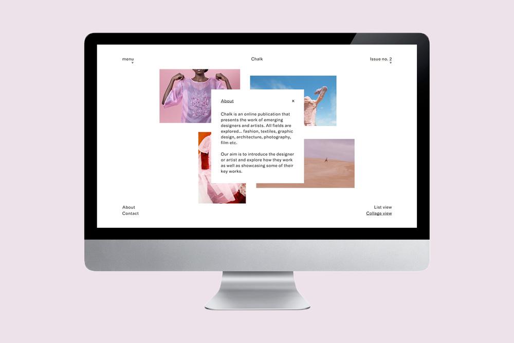 Chalk website 4