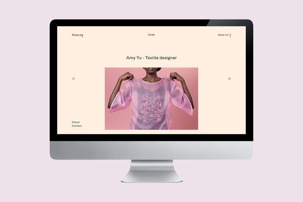 Chalk website 5
