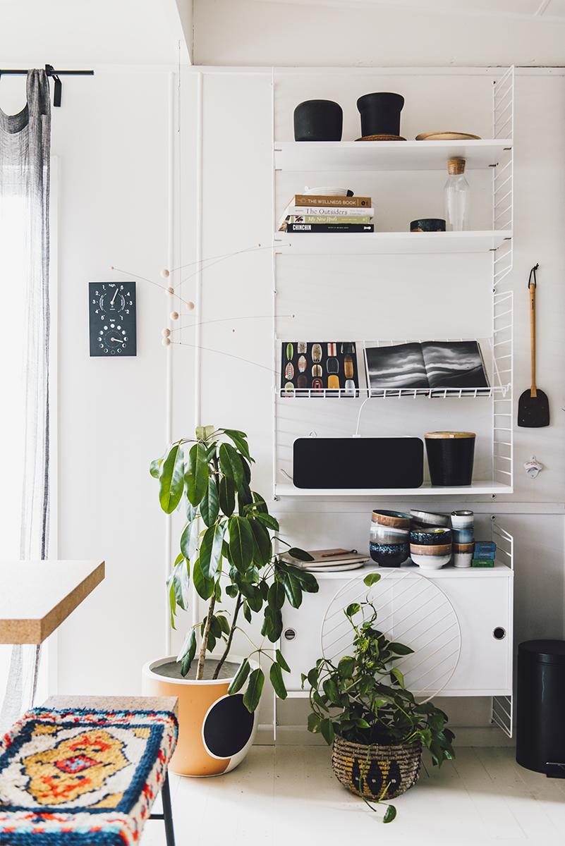 Modern Retro Home for Hardie Grant Books — Lauren Bamford Photography
