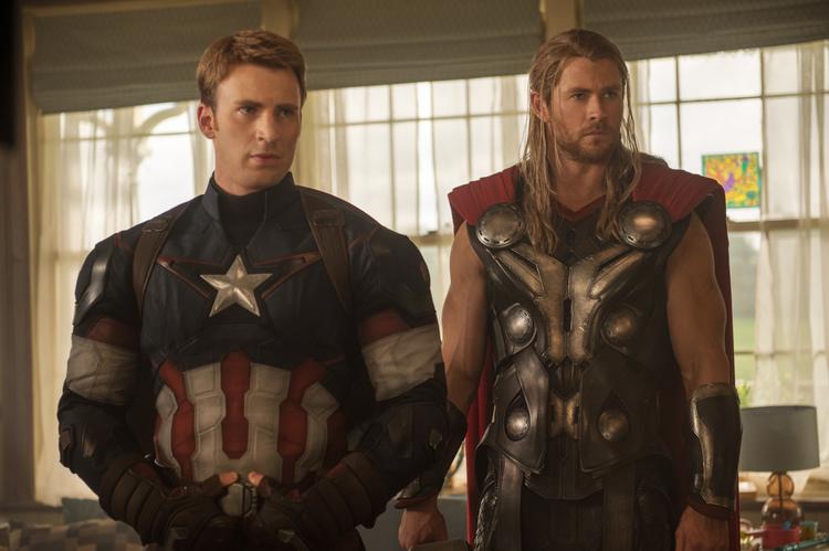 Avengers: AoU