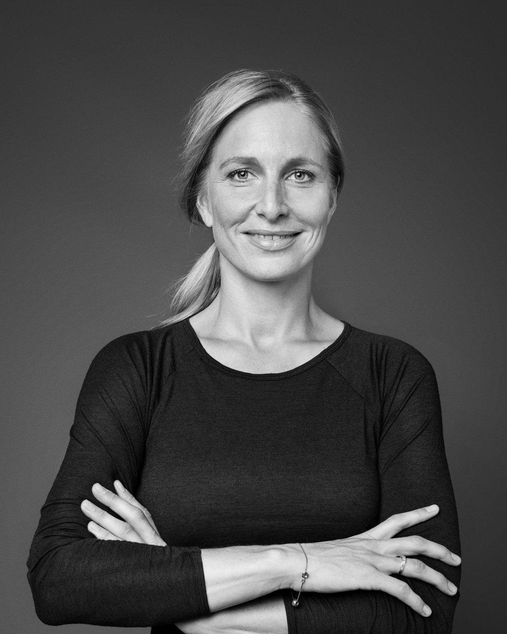 Lene Nordermoen,eier,gründer og designer. (Foto: Kjell Ruben Strøm)
