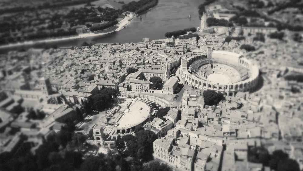 Arles   https://en.wikipedia.org/wiki/Arles
