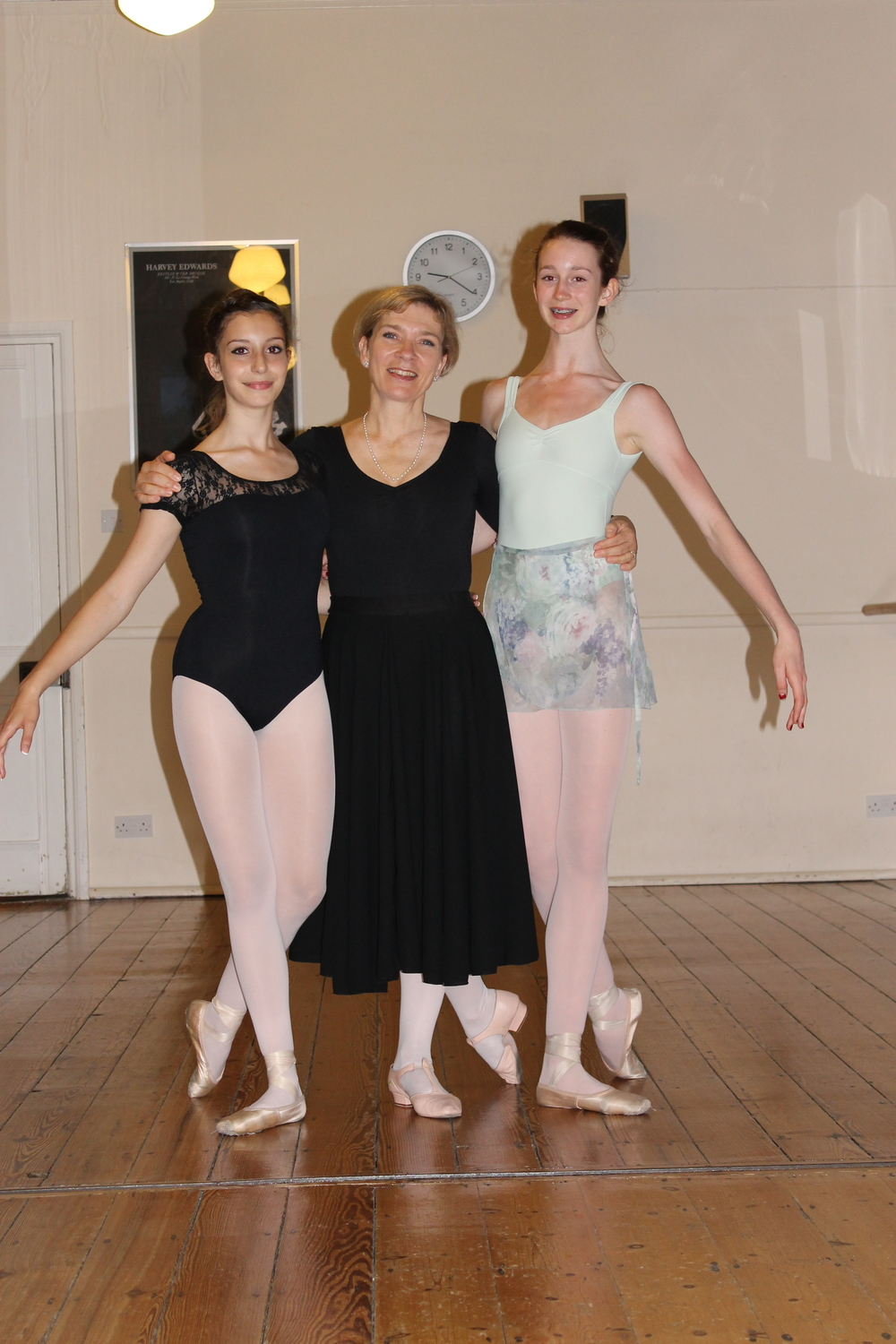 Good luck to Rebecca in the next stage of her career at Laine Theatre Arts and to Charlie  at Central School Of Ballet