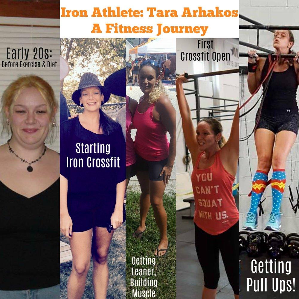 Tara Arhakos:I am an Athlete -