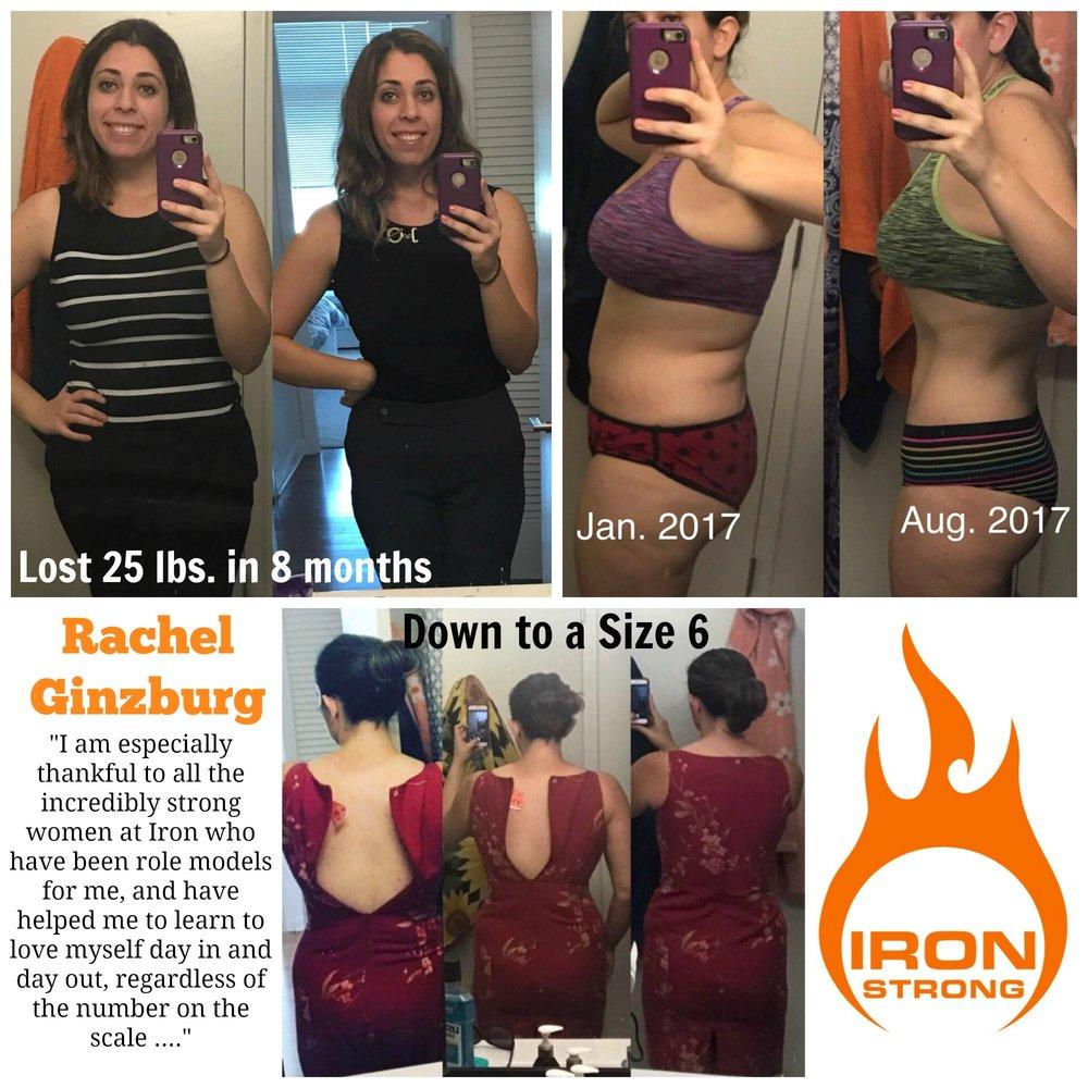 Rachel Ginzburg: Learning to Love Myself -