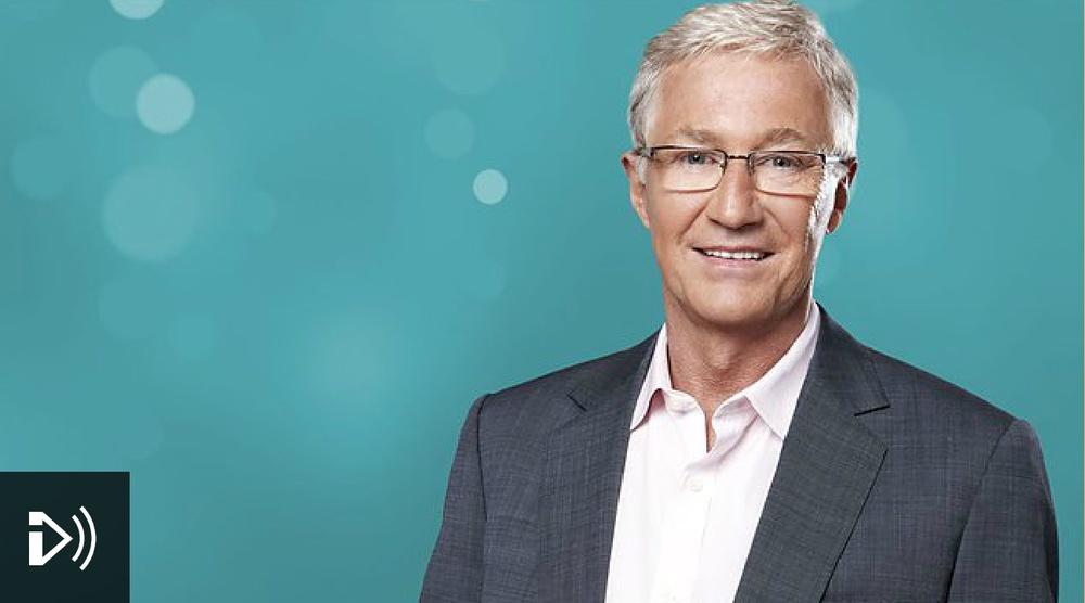 Paul O'Grady Radio 2 Program - Sunday 26th October 2014.