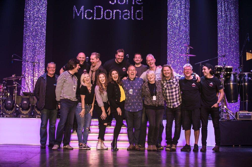 Jane McDonald Tour 2017