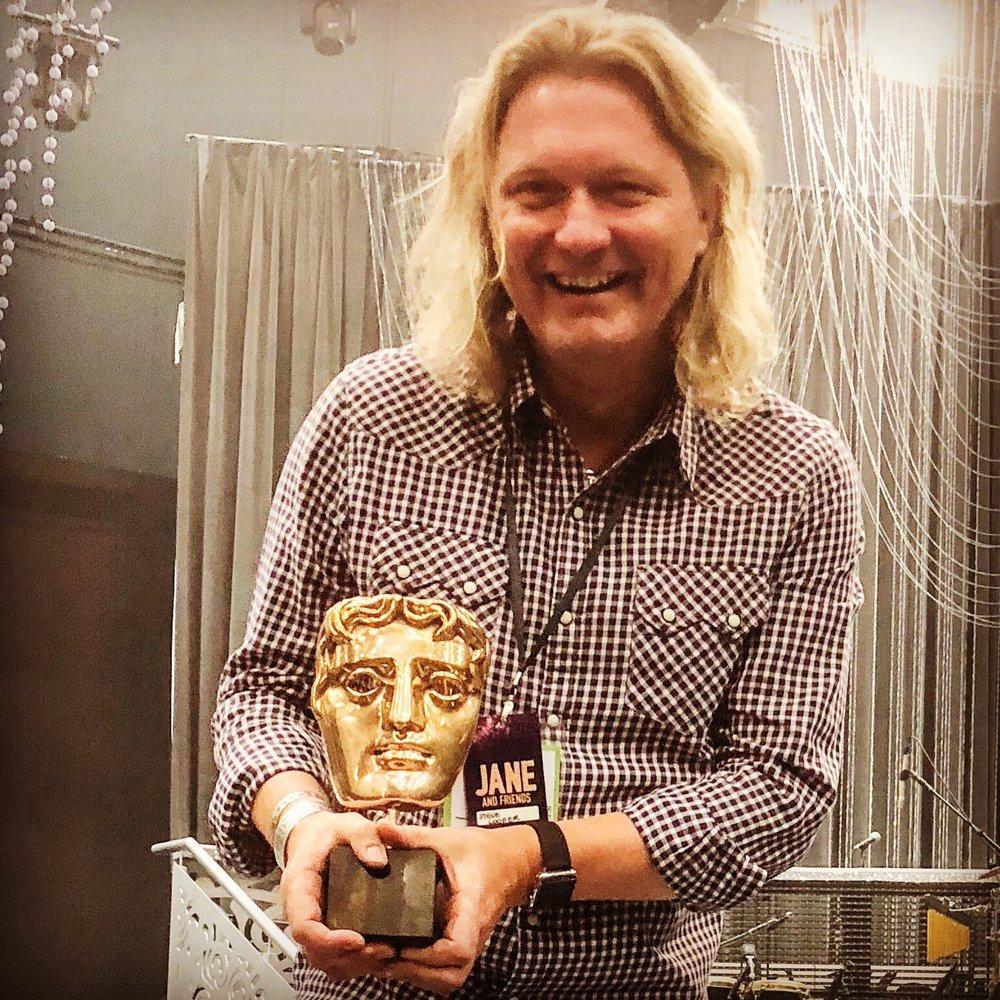 #BAFTAWinner! 🎸 -