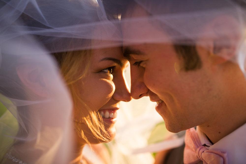 Bridal Veil Wedding Photography