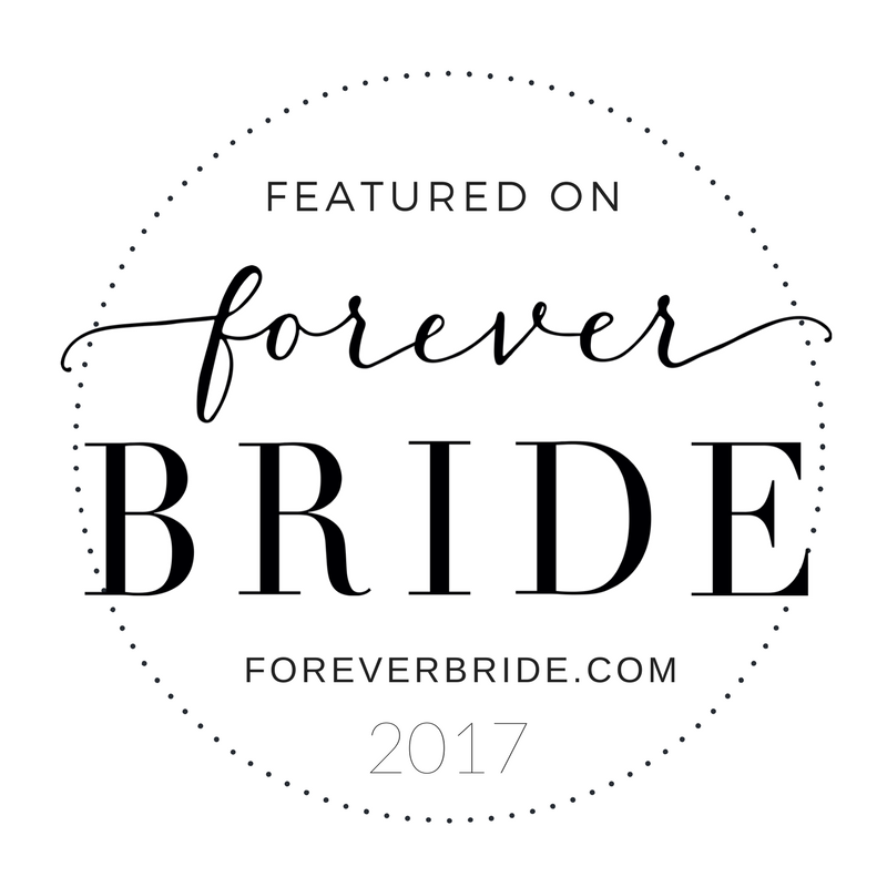 Forever Bride Blog Featured wedding