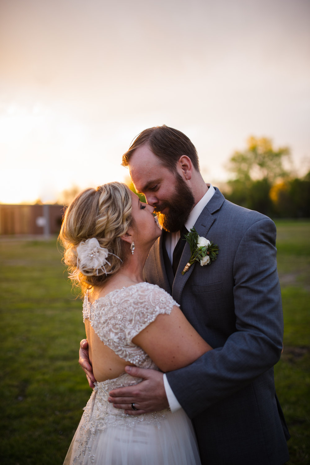 Vadnais Heights Commons Wedding Photography
