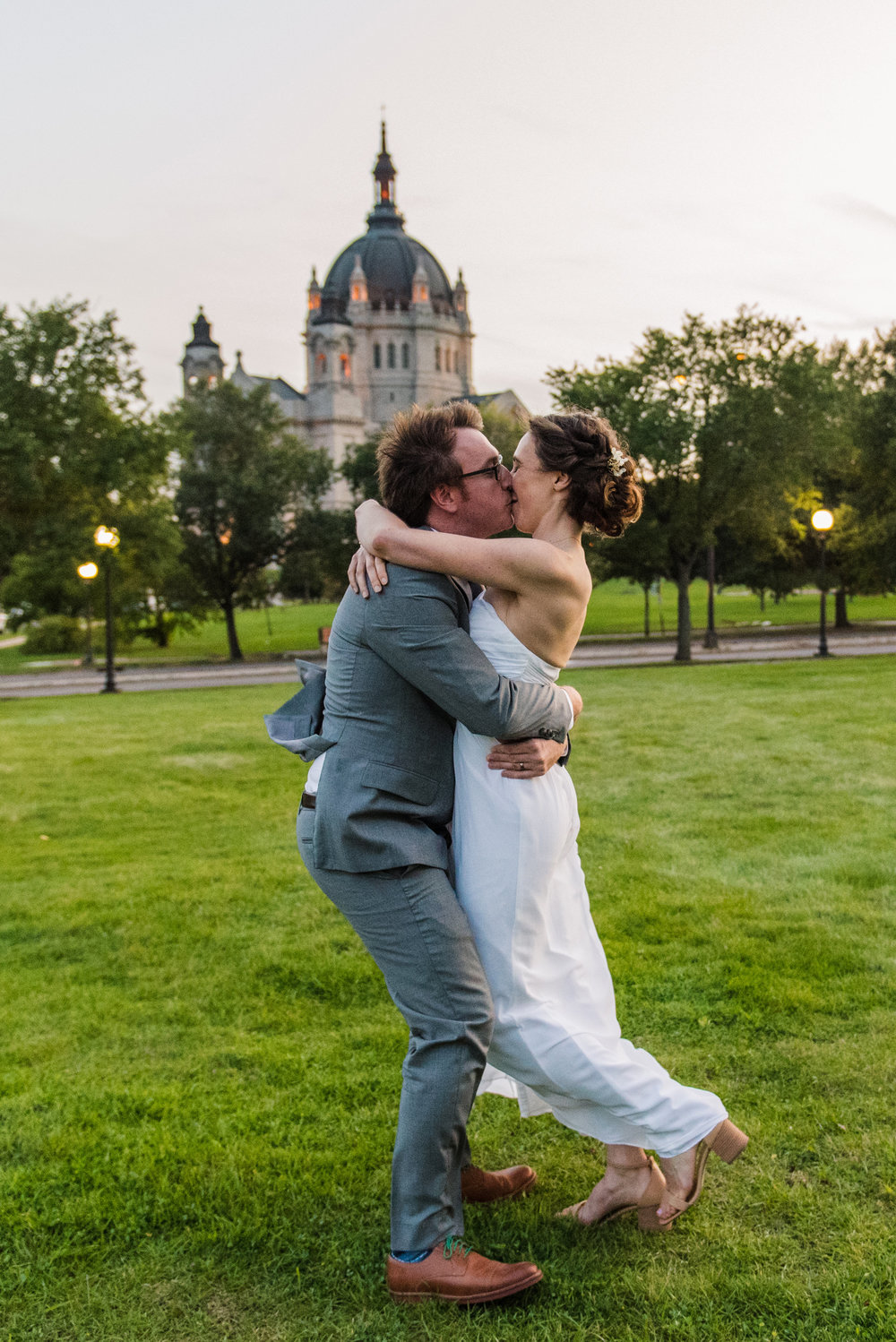 St. Paul Cathedral Wedding photography