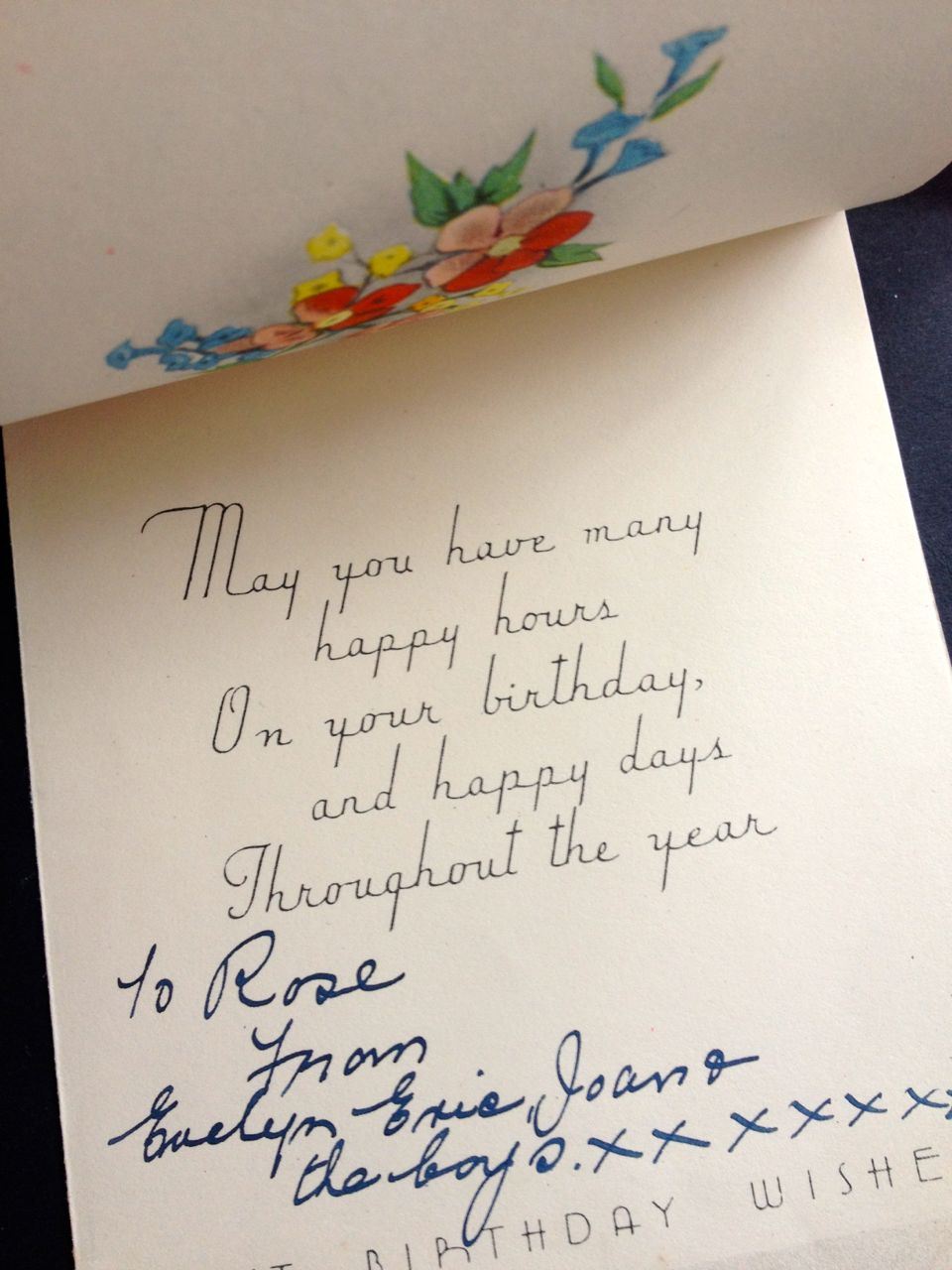 Birthday wishes 2 a special person essay birthday greeting essay kristyandbryce Gallery