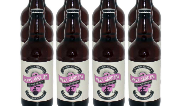 Ilkley pale ale christmas gift case