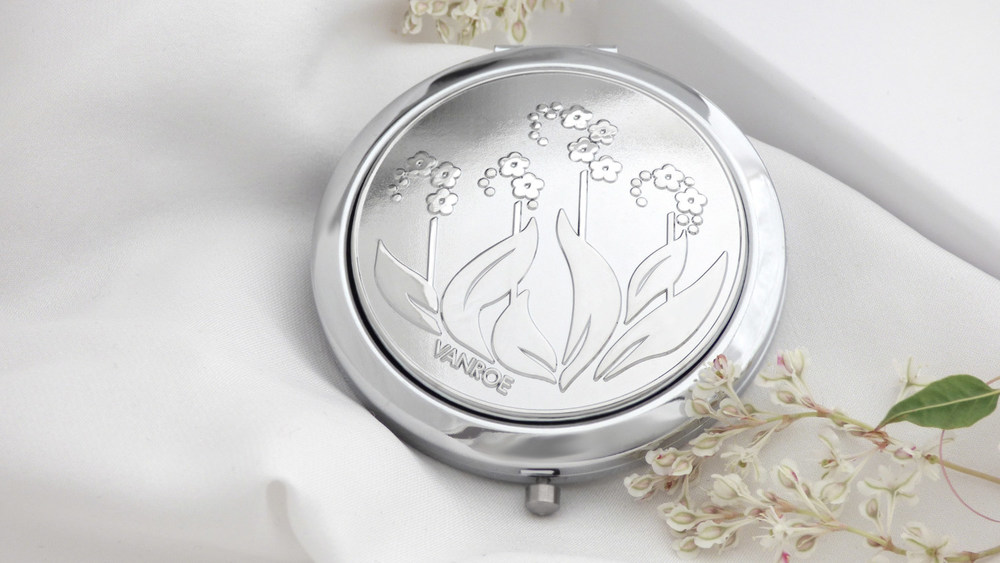 forget me not compact mirror competition