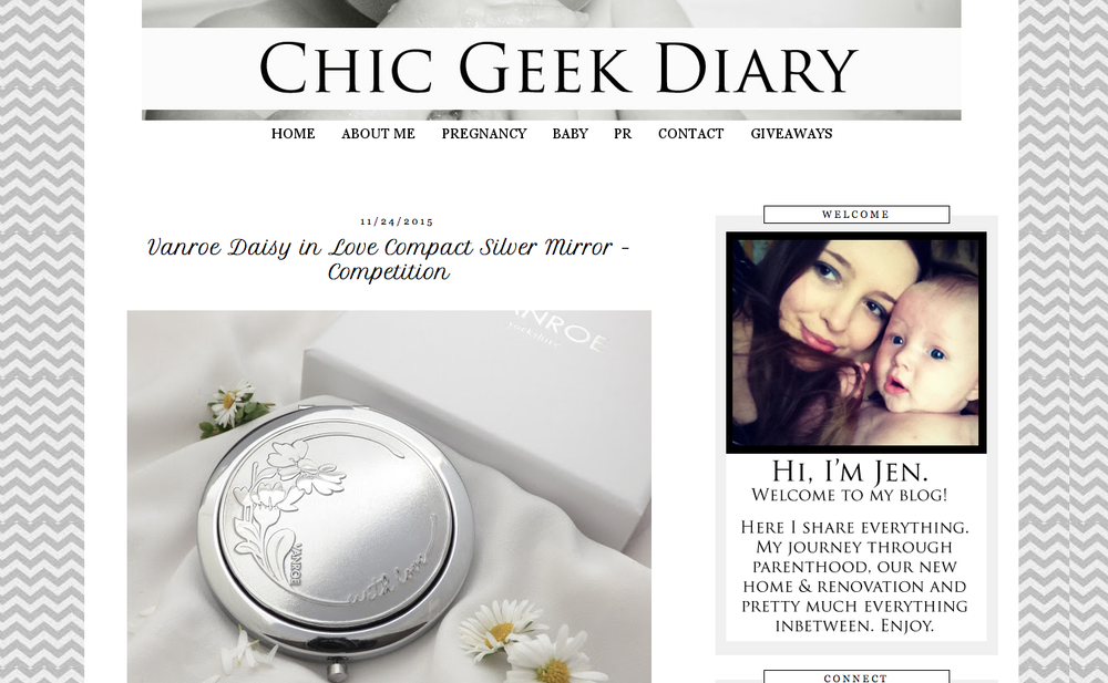 blogger review compact mirrors uk