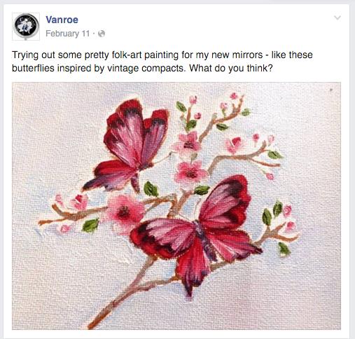facebook vanroe compact mirrors