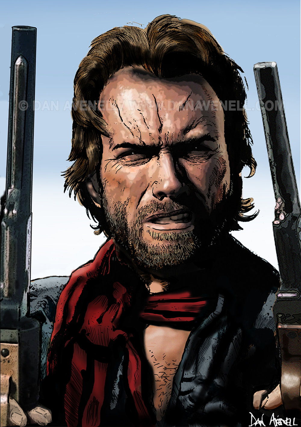 Clint - The Outlaw Josey Wales