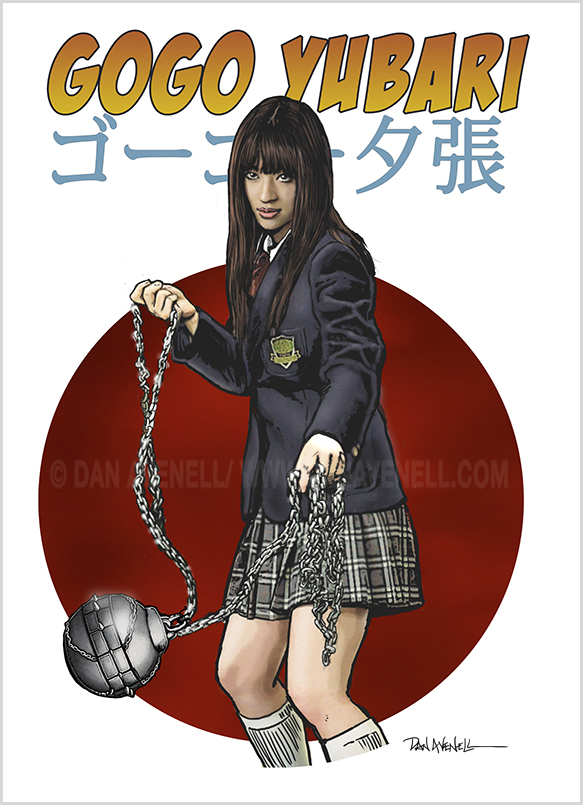Kill Bill: Yubari