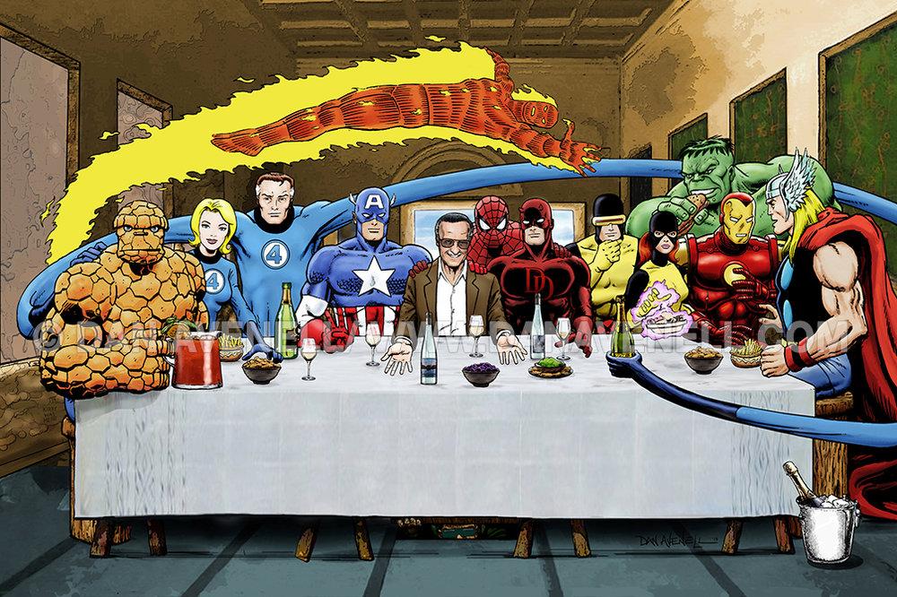 Stan Lee's Super Supper|