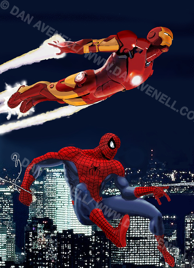 14Spider-Man and Iron Man-copyright.jpg