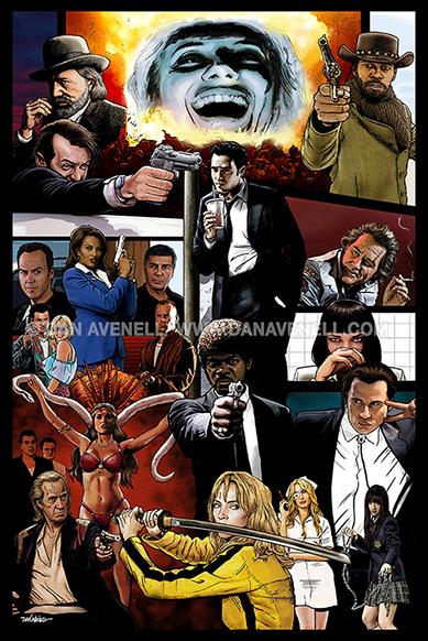 The Tarantinoverse
