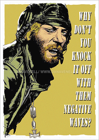 Kelly's Heroes - Oddball Says