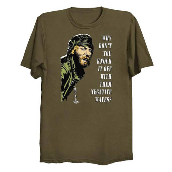 Kelly's Heroes - Oddball Says (no b/g) T-Shirt