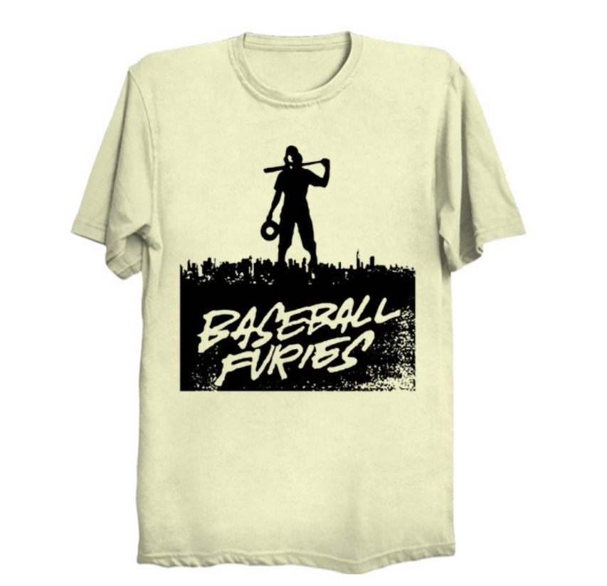 The Warriors - Baseball Furies T-Shirt