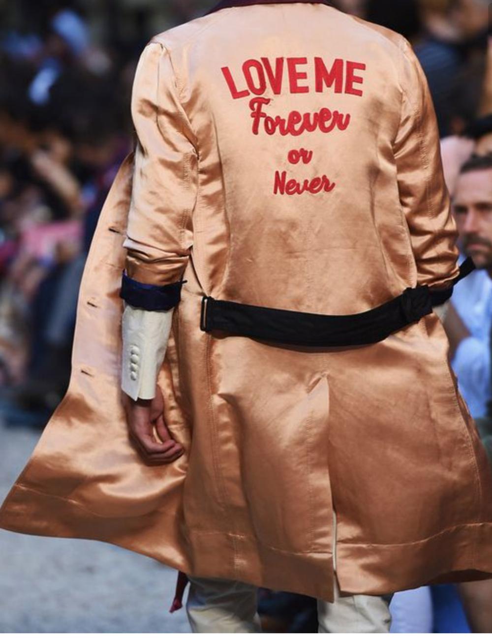 Louis Vuitton Menswear Spring 2016