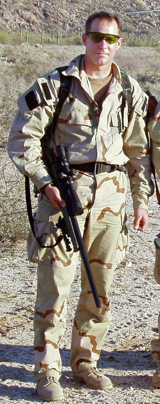 U.S. FBI Supervisory Special Agent Gregory J. Rahoi