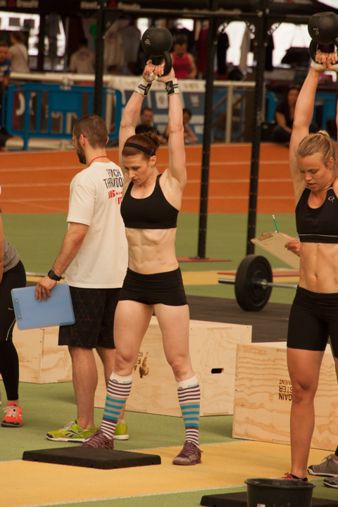 'Helen' is Coach Maria's all-time favourite benchmark WOD!