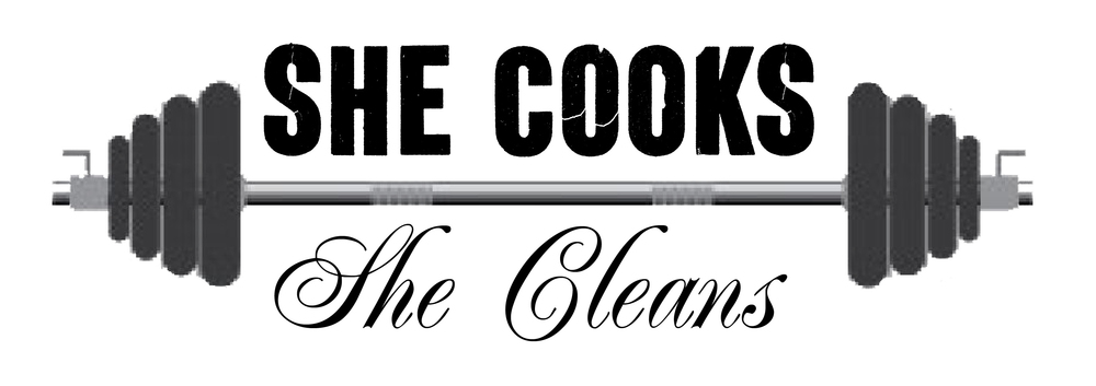 It has been a long, LONG time since I wrote a She Cooks, She Cleans blog. Sozzzzz!